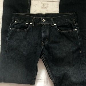 Levi's Denim Jeans 511 Black Tab Slim 32/32